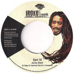 "Earl 16 – Juicey Black (7""..."