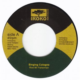 Singing Cologne – Row Mr...