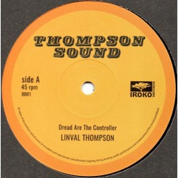 Linval Thompson ‎– Dread...