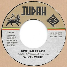 Sylvan White ‎– Give Jah...