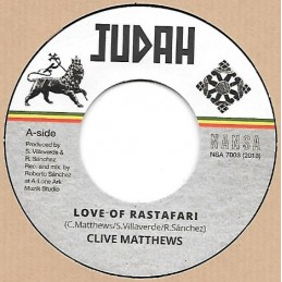 Clive Matthews ‎– Love Of...