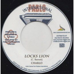 "Charlo ‎– Locks Lion (7""..."