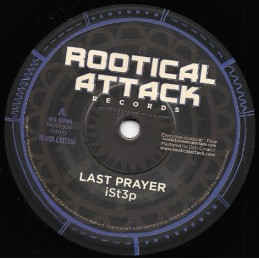 "iSt3p – Last Prayer (7""..."