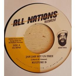 Kulture D – Jah Jah Set Us...