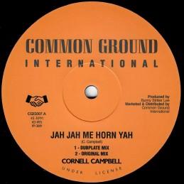 Cornell Campbell – Jah Jah...