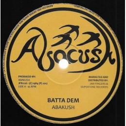 Abakush – Batta Dem / Rock...