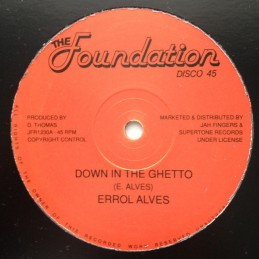 Errol Alves ‎– Down In The...