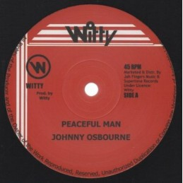 Johnny Osbourne ‎– Peaceful...