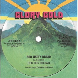 Den-Roy Brown ‎– Red Natty...