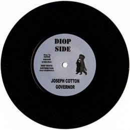 Joseph Cotton – Governor...