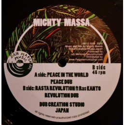 Mighty Massa Feat. Ras...