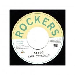 PAUL WHITEMAN - SAY SO /...