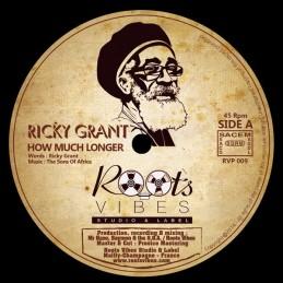Ricky Grant / The Strangers...