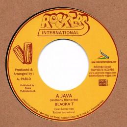 """Blacka T – A Java (7""""..."""