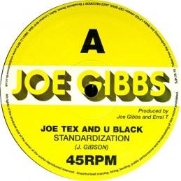 Joe Tex & U Black / Joe...