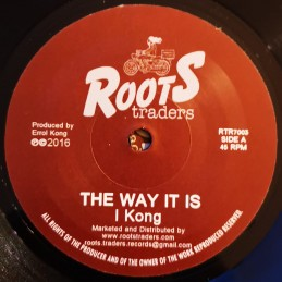 "I Kong ‎– The Way It Is (7""..."