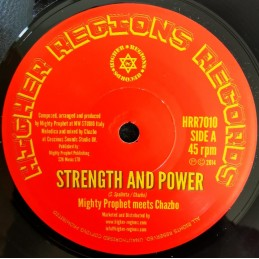 Mighty Prophet Meets Chazbo...