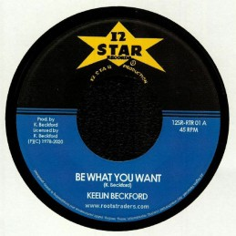 Keeling Beckford ‎– Be What...
