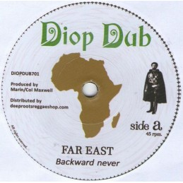 Far East ‎– Backward Never...