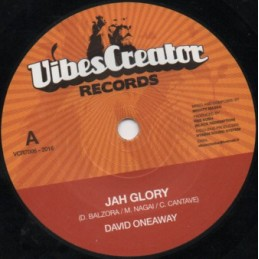 David Oneaway ‎– Jah Glory...