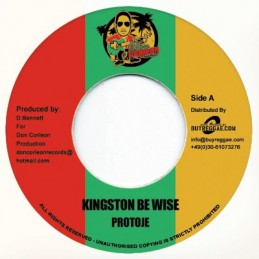 Protoje ‎– Kingston Be Wise...