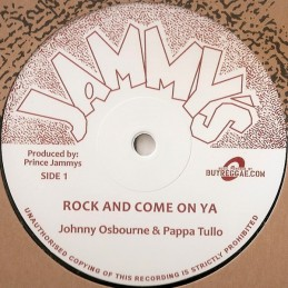 Johnny Osbourne & Pappa...