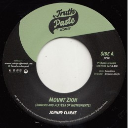 Johnny Clarke ‎– Mount Zion...