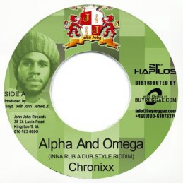 Chronixx / Michael Rose ‎–...