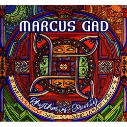 Marcus Gad ‎– Rhythm of...