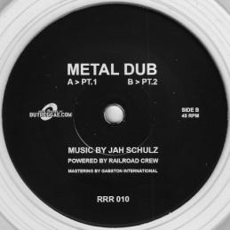 "Jah Schulz – Metal Dub (7""..."
