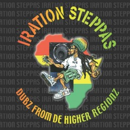 Iration Steppas - Dubz From...