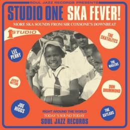Studio One Ska Fever! More...