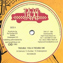 Ini Kamoze – Trouble You A...