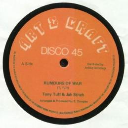 Tony Tuff & Jah Stitch –...