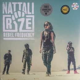 Nattali Rize ‎– Rebel...