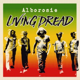 Alborosie ‎– Living Dread...