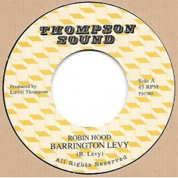Barrington Levy ‎– Robin...