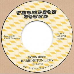 Barrington Levy – Robin...