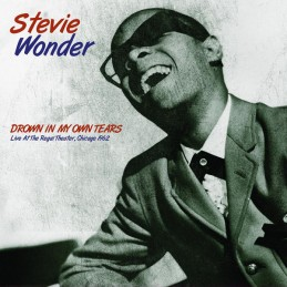 Stevie Wonder ‎– Drown In...