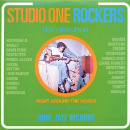 Studio One Rockers (LP...