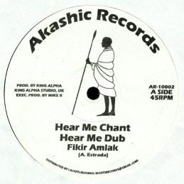 Fikir Amlak - Hear Me Chant...