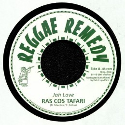 Ras Cos Tafari - Jah Love /...