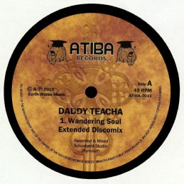 Daddy Teacha ‎– Wandering...