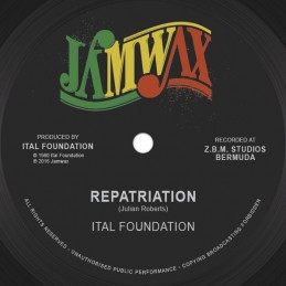 Ital Foundation ‎–...