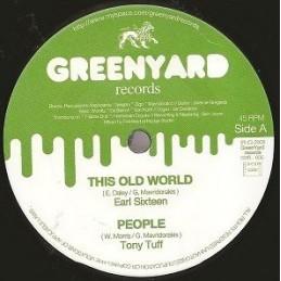 Earl Sixteen / Tony Tuff –...