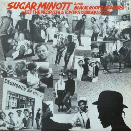 Sugar Minott & The Black...