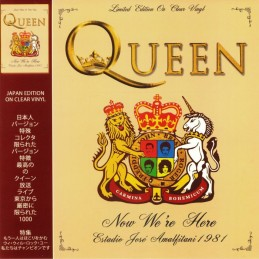 Queen - Now We're Here:...