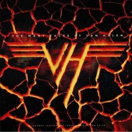 The Many Faces Of Van Halen...