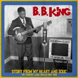 B.B. King ‎– Story From My...