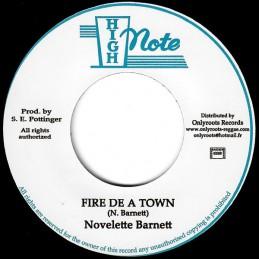 Novelette Barnett – Fire...